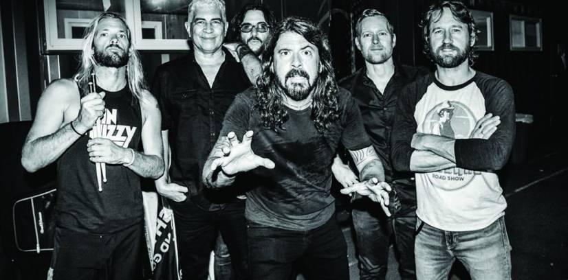 Especial Foo Fighters