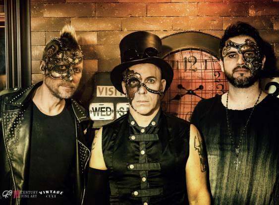 CarnaROCK com Vintage Cult