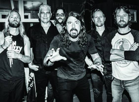 Especial Foo Fighters