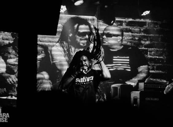 Negro a Vapor - Especial Tim Marley