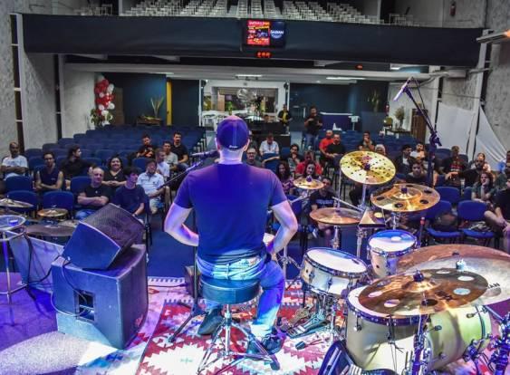 Show da Escola de Música Rafael Bastos