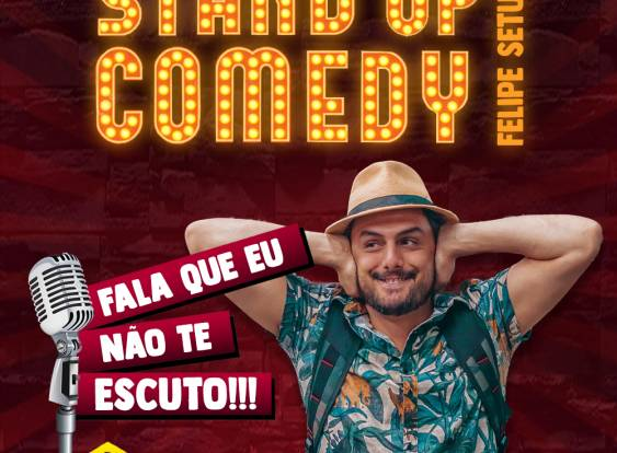 Stand Up com Felipe Setubal