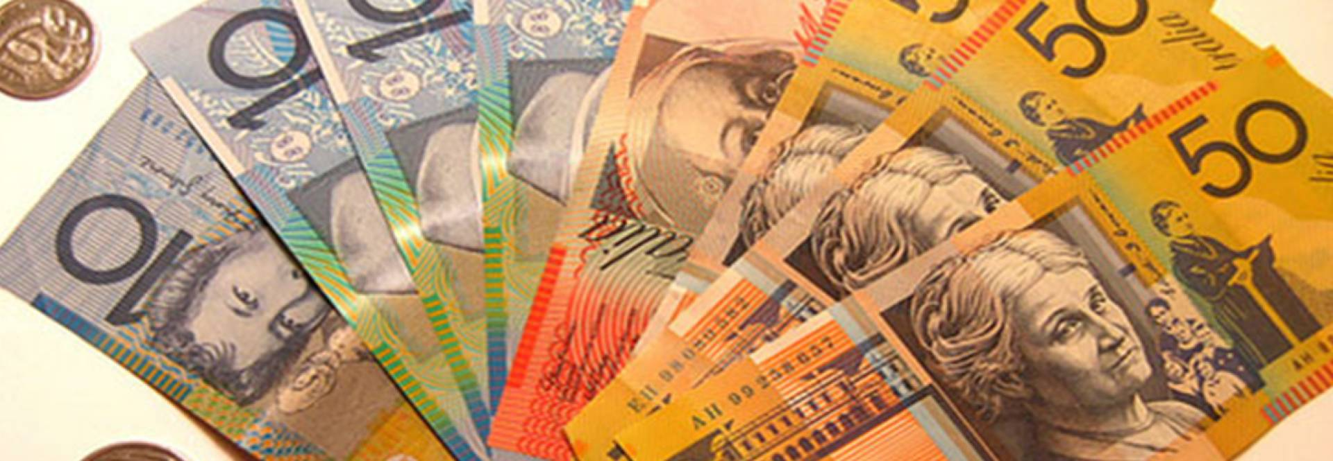 Você já viu dinheiro impermeável?